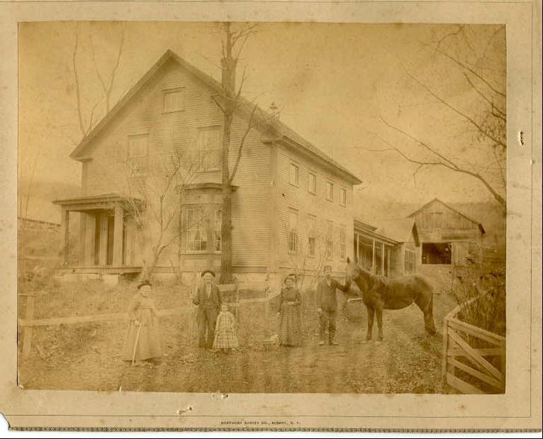 Oldest House in Mendon